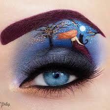 Resultado de imagem para arte dos olhos