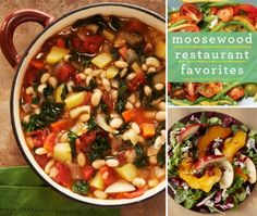 Vegetarian Recipes from Moosewood Restaurant Favorites | House & Home