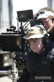 Woody allen behind the scenes                              …