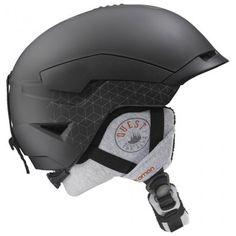 Salomon Quest Access Black Mat : casque de ski chez www.glisshop.com