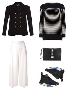 """""""#nmd 2.0"""" by shanitadinda on Polyvore featuring adidas, Proenza Schouler, Dorothy Perkins, Burberry and Valentino"""