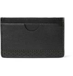 ca744078d96b Alexander McQueen Leather Card Holder