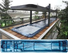 Above Ground Pool 12 meter Swimming pool FS-P12