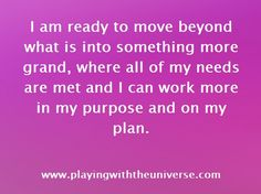 Moving Beyond Today's message is about pushing through and moving beyond your current experience. What are the other options that are available and have you been thinking beyond the illusionary box of self imposed reality? It is time for alternative thinking and or seeing your world from a new light. All is truth and all is real, however there is more going on than meets the eyes. There are times when it is wise to keep the balance more consciously and this is one of those times.  While…