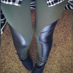 Kardashian Kollection Panel Legging! Sexy leggings! Comfortable and chic! They say XS they fit great on me I wear a size 5-7 in pants.  I Have 5 Star Ratings! Save 10% off bundles of 2 or more! Fast shipping! No trades. No paypal. Please use the offer button! Kardashian Kollection Pants Leggings