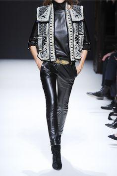 Balmain|Embellished velvet vest|NET-A-PORTER.COM
