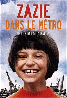 Zazie dans le métro, Louis Malle (1960)