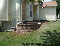 Agape Retaining Walls, Inc. Before and After 4