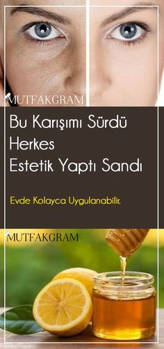 Bu Karışımı Sürdü Herkes Estetik Yaptı Sandı – Mutfakgram This mix has lasted everyone thought it was aesthetic. When you use the mixture regularly, the enlarged pores are noticeably improved within 1 month. Health And Wellness, Health Tips, Health Care, Health Fitness, Diet Plans To Lose Weight Fast, Health Cleanse, Homemade Skin Care, Healthy Life, Natural Remedies