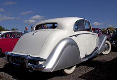 1950 Mark V Jaguar