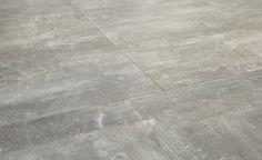 Sol vinyle EASYTREND TILE, pierre grise, dalle 29,81 x 60,29 cm - Sol Vinyle…