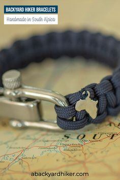 Get your Backyard Hiker Bracelet today! Each model is available in lots of different colors and they are all handcrafted for you in South Africa. of our proceeds go towards Wildlife Conservation programs. Parachute Cord, Wildlife Conservation, Paracord Bracelets, Handmade Bracelets, Bracelet Making, Different Colors, South Africa, Backyard, Lifestyle