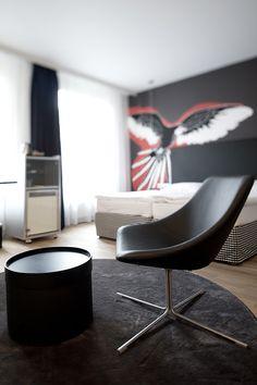 @basiccollection, Casati Hotel Budapest #hotel #design #furniture #hungary #basiccollection