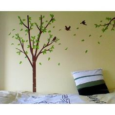 $3 Amazon.com: WallStickersUSA Large Tree Wall Sticker Decal for Home Decor: Baby