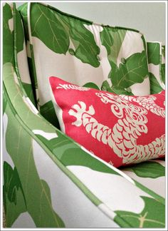A Delightful Design: Introducing 6 Wilson: my favorite source for pillows + a discount