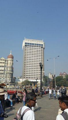 Gran Hotel, Portão da Índia Mumbai