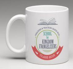 Mug JW : School for Kingdom Evangelizers