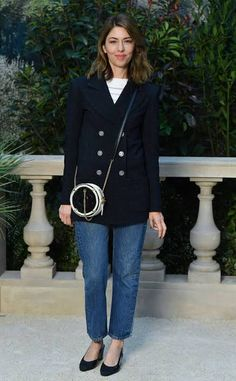Sofia Coppola Photos - Sofia Coppola attends the Chanel Haute Couture Spring Summer 2019 show as part of Paris Fashion Week on January 2019 in Paris, France. - Sofia Coppola Photos - 1 of 2288 Sofia Coppola Style, Looks Style, My Style, Dope Style, Fashion Week, Womens Fashion, Swag Fashion, Dope Fashion, Ladies Fashion