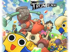 The Misadventures of Tron Bonne is an amazing game with multiple types of gameplay and a charming narrative!