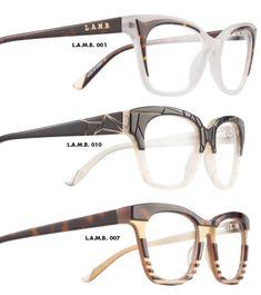 Magazine / LAMB by Gwen Stefani eyewear! Fashionable, chic, and stylish sunglasses and optical. Cool Glasses, New Glasses, Glasses Frames, 2017 Glasses, Classic Glasses, Designer Eyeglasses, Gucci Eyeglasses, Stylish Sunglasses, Sunglasses Sale