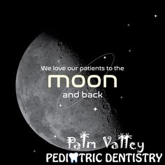WE FEEL SO LUCKY to be able to talk with our wonderful patients every day! You all make it worthwhile!   Palm Valley Pediatric Dentistry   #child #love www.pvpd.com #inspiration #hope #TuesdayMotivation #WhenIWakeUpICrave #SpaceX #dental #smile #dentist #teeth #healthcare #health #dentistry #pediatricdentistry #child