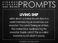 ✐ DAILY WEIRD PROMPT✐