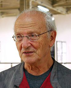 """Jean """"Moebius"""" Giraud ♦ French artist, cartoonist, and writer, who worked in the Franco-Belgian bandes dessinées tradition."""