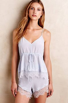 Powderblue Sleep Cami