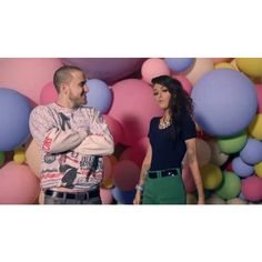 Cher Lloyd feat. Mike Posner With Ur Love Music Video ❤ liked on Polyvore featuring cher lloyd, celebrities, cher and people