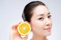 Cách làm đẹp da mặt từ thiên nhiên với quả chanh