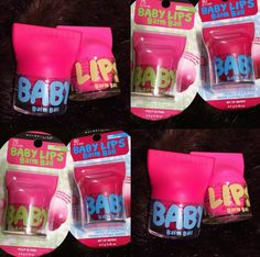 Spotted: NEW Maybelline Limited Edition Baby Lips Balm Balls (with Reader Swatches) | Nouveau Cheap