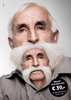 Cabeça de bigode!
