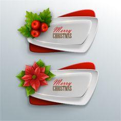 Vector christmas banners illustration set 04 - https://gooloc.com/vector-christmas-banners-illustration-set-04/?utm_source=PN&utm_medium=gooloc77%40gmail.com&utm_campaign=SNAP%2Bfrom%2BGooLoc
