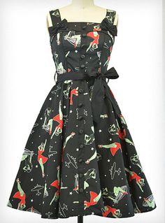 Zombie Pin-Ups Dress | labambapinups.com