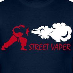 STREET VAPER   Crazy Vaping