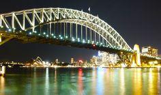 Sydney, Australia, Sydney Harbour Bridge, City view , things to do at night, opera house, adventure, explore, wanderlust, travel blogger, travel blog, blogger, lifestyle, adventure,