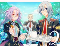 Rune Factory 4 - Vishnal, Chlorica and Volkcannon Video Game Anime, Video Games, Harvest Moon Game, Rune Factory 4, Cute Characters, Fire Emblem, Anime Love, Animal Crossing, Pokemon