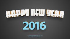 #Best5 Happy New Year 2016 HD Wallpapers For Desktop
