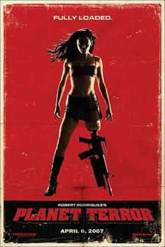 Zombies! Machine gun leg, fun!