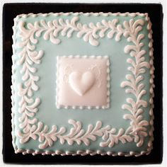 .Oh Sugar Events: Wedding Cookies