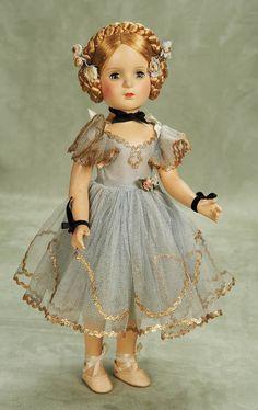 Catalog Search | Theriault's | Rare composition MA Karen ballerina circa 1948.