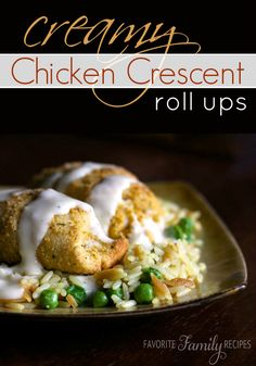 This is VERY quick meal and is definitely a husband/kid pleaser! #chickenrollups #easychickenrecipe