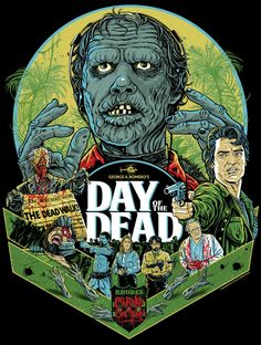 The Day of the Dead by Gary Pullin