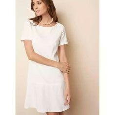 Vestido Branco Social Advogada Look Escritório