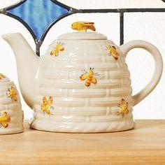 Beehive Teapot Home Decor Kitchenkitchen Decorationshome Kitchensbee