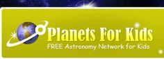 Great site about the solar system for kids!