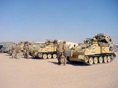 FV102 Striker Anti-Tank Guided Missile Vehicle (United Kingdom)
