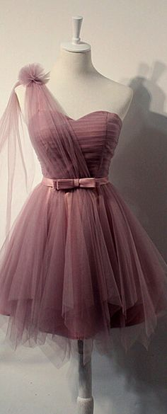 Charming Homecoming Dress Tulle Homecoming Dress Pleat Homecoming Dress Cute Homecoming Dress