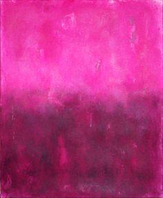 Rose land | Pintura de Luis Medina | Flecha