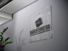 Mario Ferreira logo mockup!